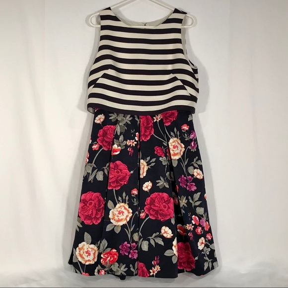 Anthropologie Dresses & Skirts - Anthropologie Moulinette Soeurs Split Print Dress